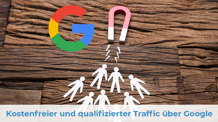 Traffic über Google