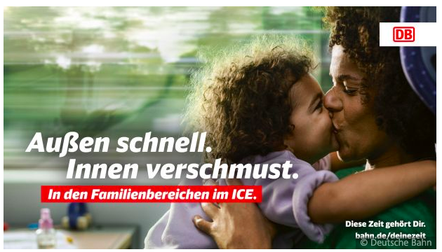 Deutsche Bahn Outbound Marketing