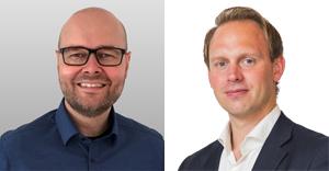 Christian Költringer und Florian Pertl